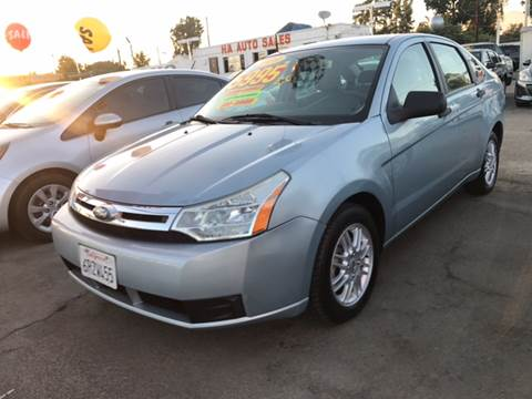 2009 Ford Focus for sale in Ontario, CA