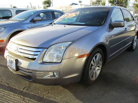 2006 Ford Fusion for sale in Ontario, CA