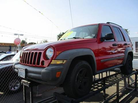2005 Jeep Liberty for sale in Ontario, CA