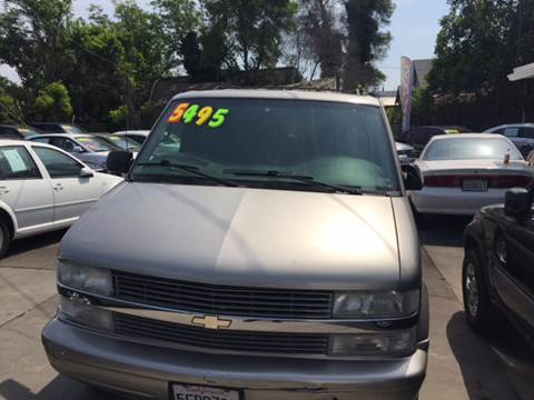2004 Chevrolet Astro for sale in Fresno, CA