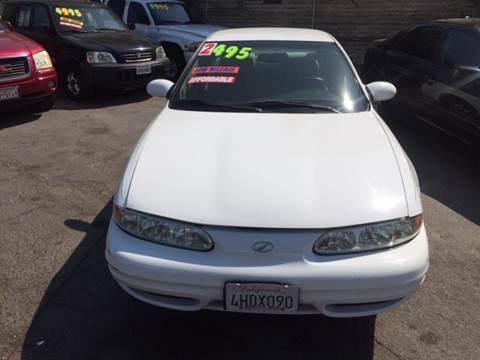 1999 Oldsmobile Alero for sale in Fresno, CA