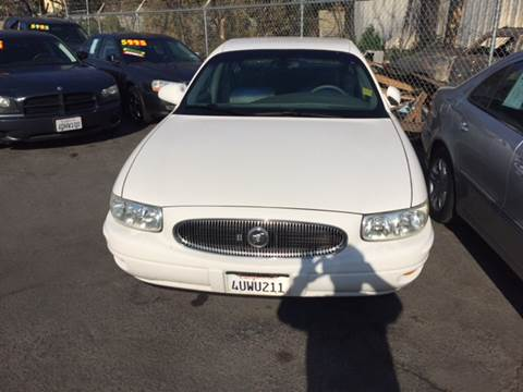 2001 Buick LeSabre for sale in Fresno, CA