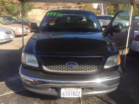 2001 Ford F-150 for sale in Fresno, CA