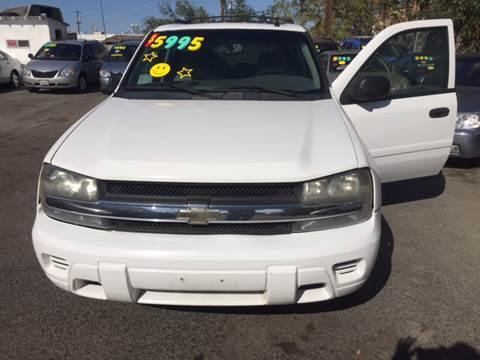 2007 Chevrolet TrailBlazer for sale in Fresno, CA