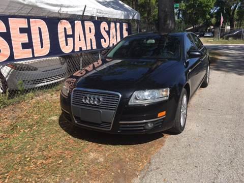 2006 Audi A6 for sale in Jacksonville, FL