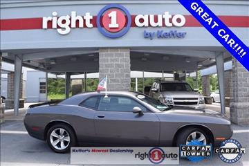 2016 Dodge Challenger for sale in Huntersville, NC