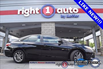 2017 Toyota Camry for sale in Huntersville, NC