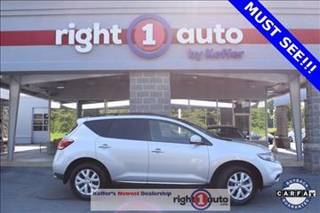2013 Nissan Murano for sale in Huntersville, NC