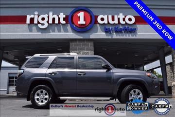 2015 Toyota 4Runner for sale in Huntersville, NC