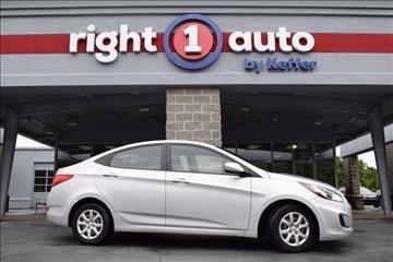 2013 Hyundai Accent for sale in Huntersville, NC