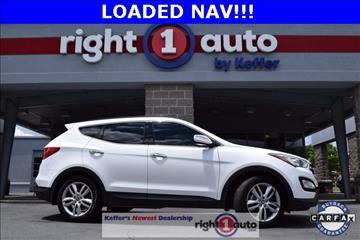 2014 Hyundai Santa Fe Sport for sale in Huntersville, NC