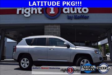 2016 Jeep Compass for sale in Huntersville, NC