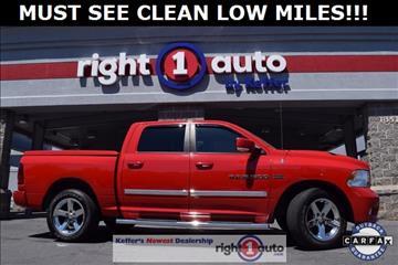 2012 RAM Ram Pickup 1500 for sale in Huntersville, NC