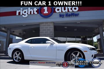 2015 Chevrolet Camaro for sale in Huntersville, NC