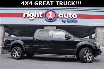 2014 Ford F-150 for sale in Huntersville, NC