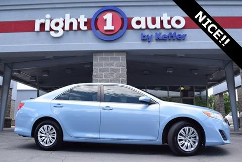 2014 Toyota Camry for sale in Huntersville, NC