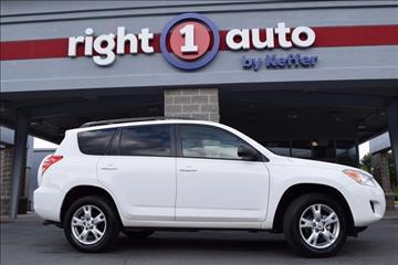 2011 Toyota RAV4 for sale in Huntersville, NC