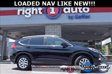 2016 Honda CR-V for sale in Huntersville, NC