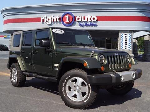 2008 Jeep Wrangler Unlimited for sale in Huntersville, NC