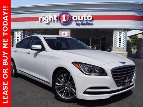 2015 Hyundai Genesis for sale in Huntersville, NC