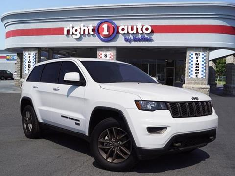 2017 Jeep Grand Cherokee for sale in Huntersville, NC