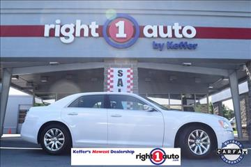 2012 Chrysler 300 for sale in Huntersville, NC