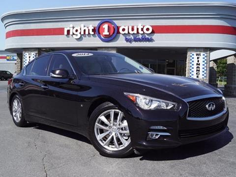 2014 Infiniti Q50 for sale in Huntersville, NC
