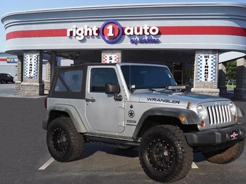 2011 Jeep Wrangler for sale in Huntersville, NC