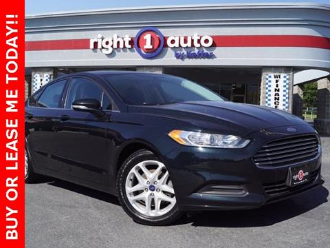 2014 Ford Fusion for sale in Huntersville, NC