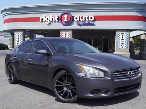 2009 Nissan Maxima for sale in Huntersville, NC