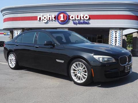 2011 BMW 7 Series for sale in Huntersville, NC