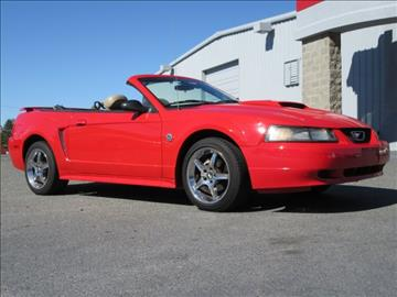 2004 Ford Mustang for sale in Huntersville, NC