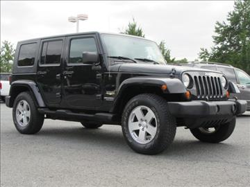 2007 Jeep Wrangler Unlimited for sale in Huntersville, NC