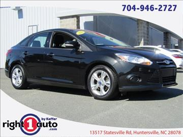 2014 Ford Focus for sale in Huntersville, NC