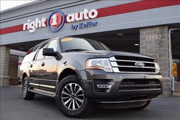 2015 Ford Expedition EL for sale in Huntersville, NC