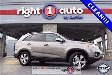 2012 Kia Sorento for sale in Huntersville, NC