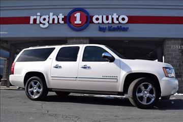 2012 Chevrolet Suburban for sale in Huntersville, NC