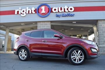 2013 Hyundai Santa Fe Sport for sale in Huntersville, NC