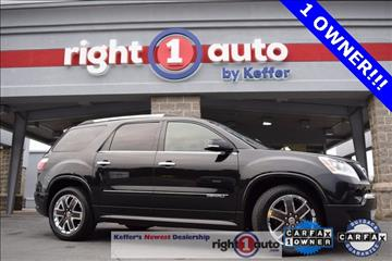 2012 GMC Acadia for sale in Huntersville, NC
