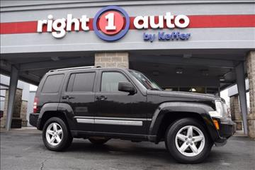 2012 Jeep Liberty for sale in Huntersville, NC