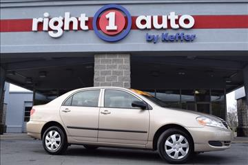 2006 Toyota Corolla for sale in Huntersville, NC