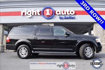 2011 Ford Expedition EL for sale in Huntersville, NC