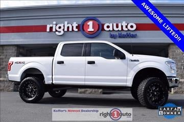 2016 Ford F-150 for sale in Huntersville, NC