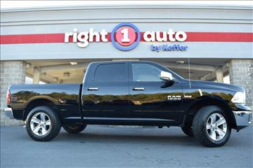 2014 RAM Ram Pickup 1500 for sale in Huntersville, NC