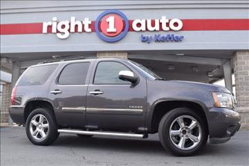 2011 Chevrolet Tahoe for sale in Huntersville, NC