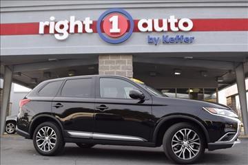 2016 Mitsubishi Outlander for sale in Huntersville, NC