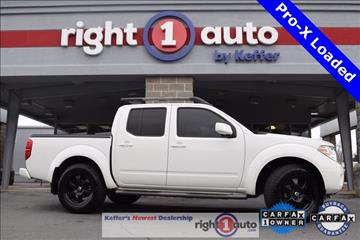 2014 Nissan Frontier for sale in Huntersville, NC