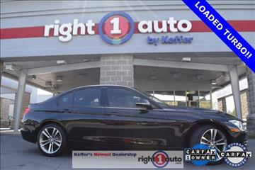 2014 BMW 3 Series for sale in Huntersville, NC
