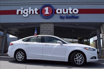 2013 Ford Fusion for sale in Huntersville, NC