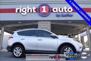 2013 Toyota RAV4 for sale in Huntersville, NC